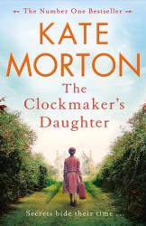 The Clockmaker's Daughter - фото обкладинки книги