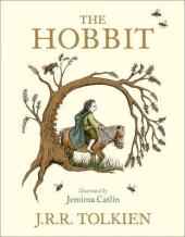 The Colour Illustrated Hobbit - фото обкладинки книги