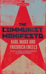 The Communist Manifesto - фото обкладинки книги