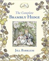 The Complete Brambly Hedge - фото обкладинки книги