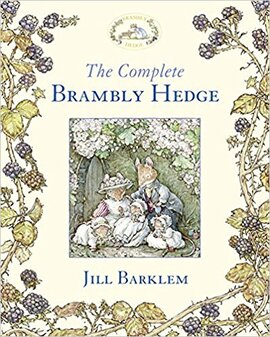 The Complete Brambly Hedge - фото книги