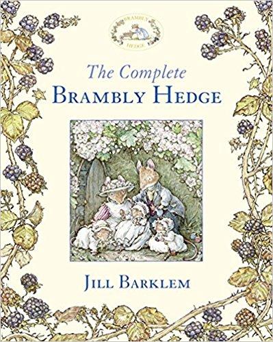 Книга The Complete Brambly Hedge