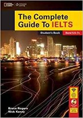 The Complete Guide To IELTS: Student's Book with DVD-ROM and access code for Intensive Revision Guide - фото обкладинки книги