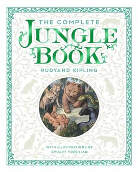 Книга The Complete Jungle Book