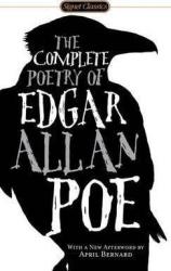 The Complete Poetry Of Edgar Allan Poe - фото обкладинки книги