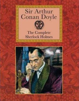 Книга The Complete Sherlock Holmes