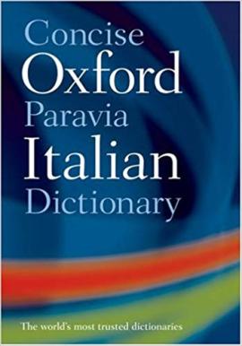 The Concise Oxford-Paravia Italian Dictionary - фото книги