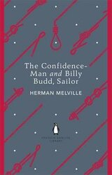 The Confidence-Man and Billy Budd, Sailor - фото обкладинки книги
