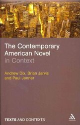 The Contemporary American Novel in Context - фото обкладинки книги