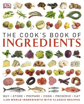 Книга The Cook's Book of Ingredients