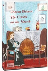 The Cricket on the Hearth - фото обкладинки книги