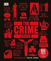 The Crime Book : Big Ideas Simply Explained - фото обкладинки книги