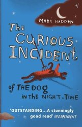 The Curious Incident of the Dog in the Night-time - фото обкладинки книги