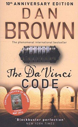 Книга The Da Vinci Code 10th Anniversary Edition