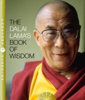 The Dalai Lama's Book of Wisdom - фото обкладинки книги