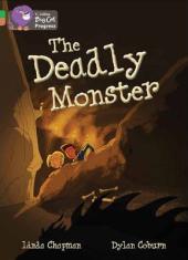 The Deadly Monster - фото обкладинки книги