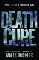 The Death Cure - фото обкладинки книги