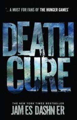 The Death Cure - фото книги