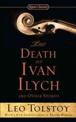 The Death of Ivan Ilych and Other Stories - фото обкладинки книги
