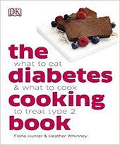The Diabetes Cooking Book - фото обкладинки книги