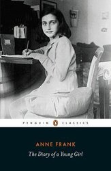 The Diary of a Young Girl : The Definitive Edition - фото обкладинки книги