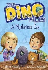The Dino Files #1 - фото обкладинки книги