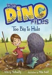 The Dino Files #2 - фото обкладинки книги