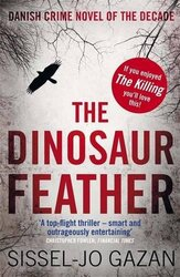 The Dinosaur Feather - фото обкладинки книги
