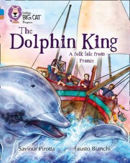 The Dolphin King - фото книги