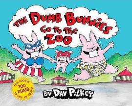 The Dumb Bunnies Go To The Zoo - фото книги