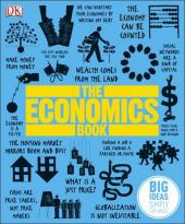 The Economics Book - фото обкладинки книги