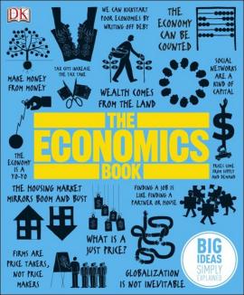 The Economics Book - фото книги