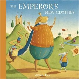 The Emperor's New Clothes - фото книги