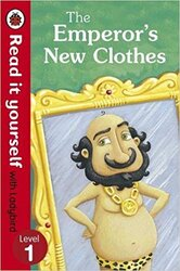 The Emperor's New Clothes - Read It Yourself with Ladybird : Level 1 - фото обкладинки книги