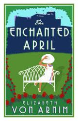 The Enchanted April - фото обкладинки книги