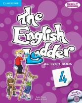 Книга для вчителя The English Ladder Level 4 Activity Book with Songs Audio CD