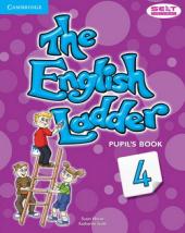 The English Ladder Level 4 Pupil's Book - фото обкладинки книги