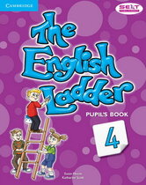 Аудіодиск The English Ladder Level 4 Pupil's Book