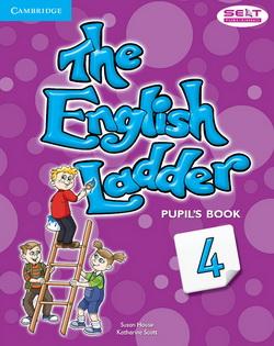 Підручник The English Ladder Level 4 Pupil's Book