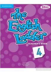 The English Ladder Level 4 Teacher's Book - фото обкладинки книги