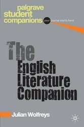 The English Literature Companion - фото обкладинки книги