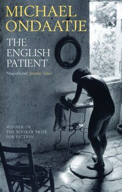 The English Patient - фото книги