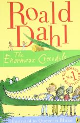 The Enormous Crocodile - фото обкладинки книги