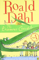 Книга The Enormous Crocodile