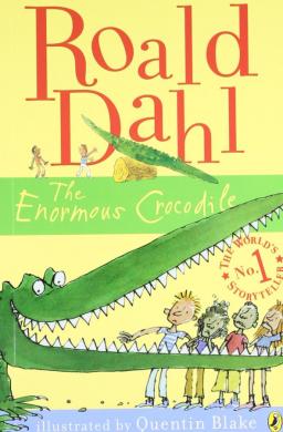The Enormous Crocodile - фото книги