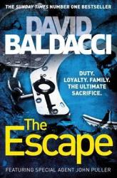 The Escape. Book 3 - фото обкладинки книги