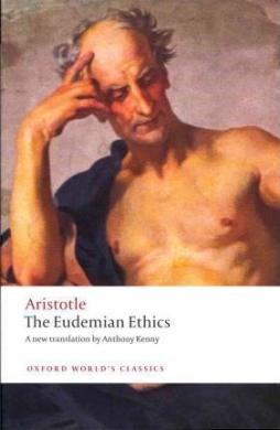 The Eudemian Ethics - фото книги