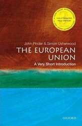 The European Union: A Very Short Introduction - фото обкладинки книги