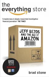 The Everything Store: Jeff Bezos and the Age of Amazon - фото обкладинки книги
