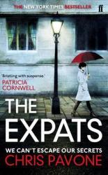 The Expats - фото обкладинки книги